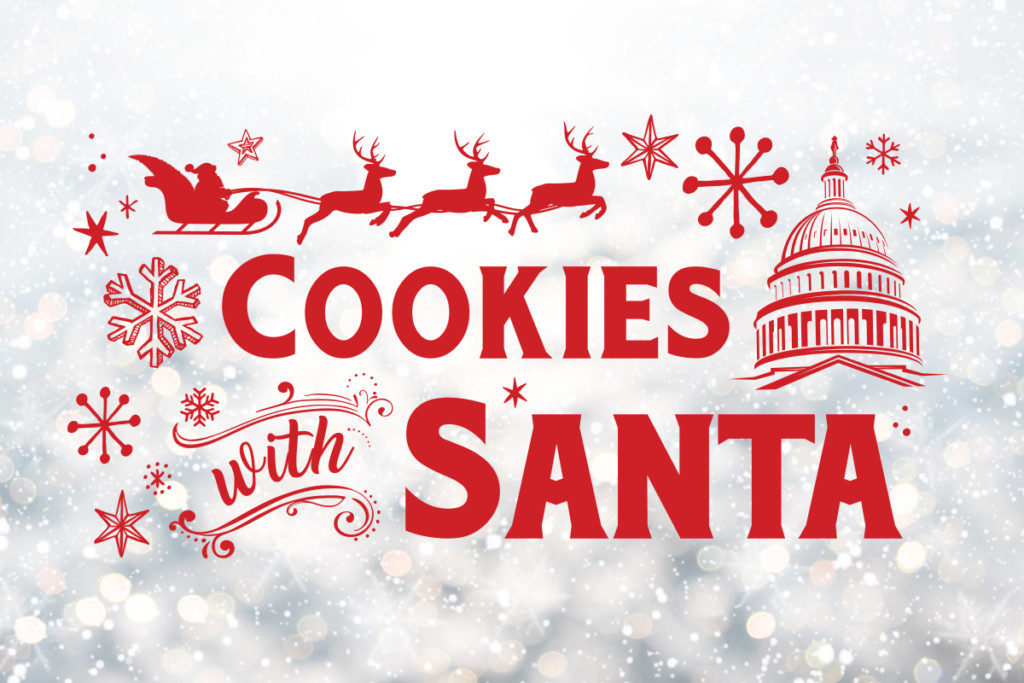 Cookies with Santa @ American Legion Mize, MS